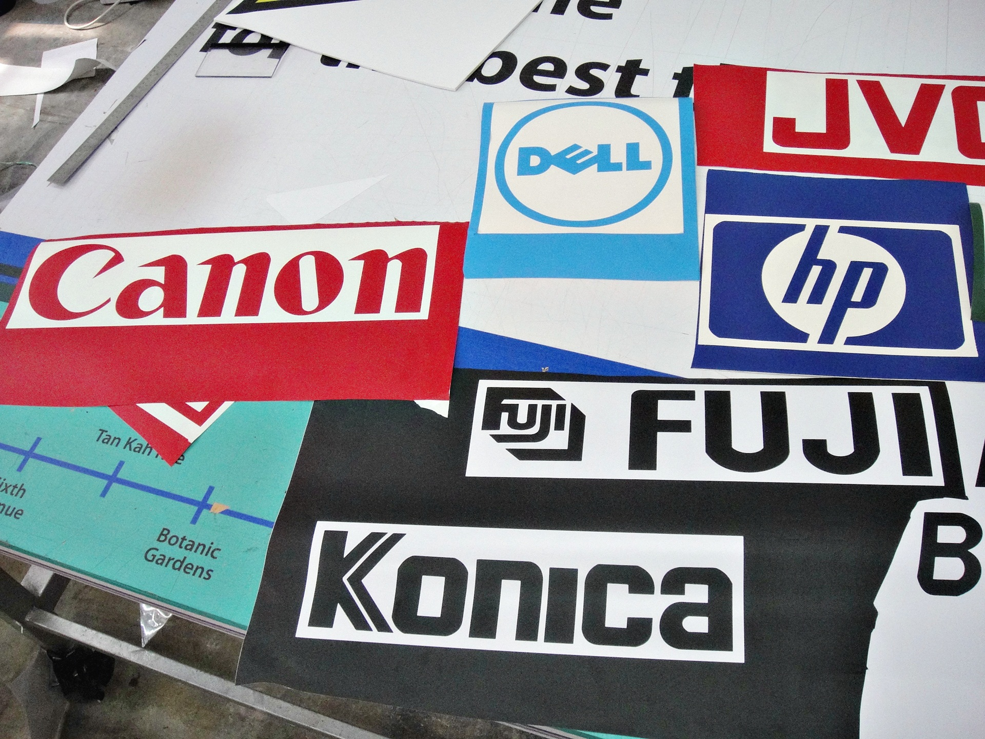 Plixos Sticker Die Cut Services - What are custom die cut stickers