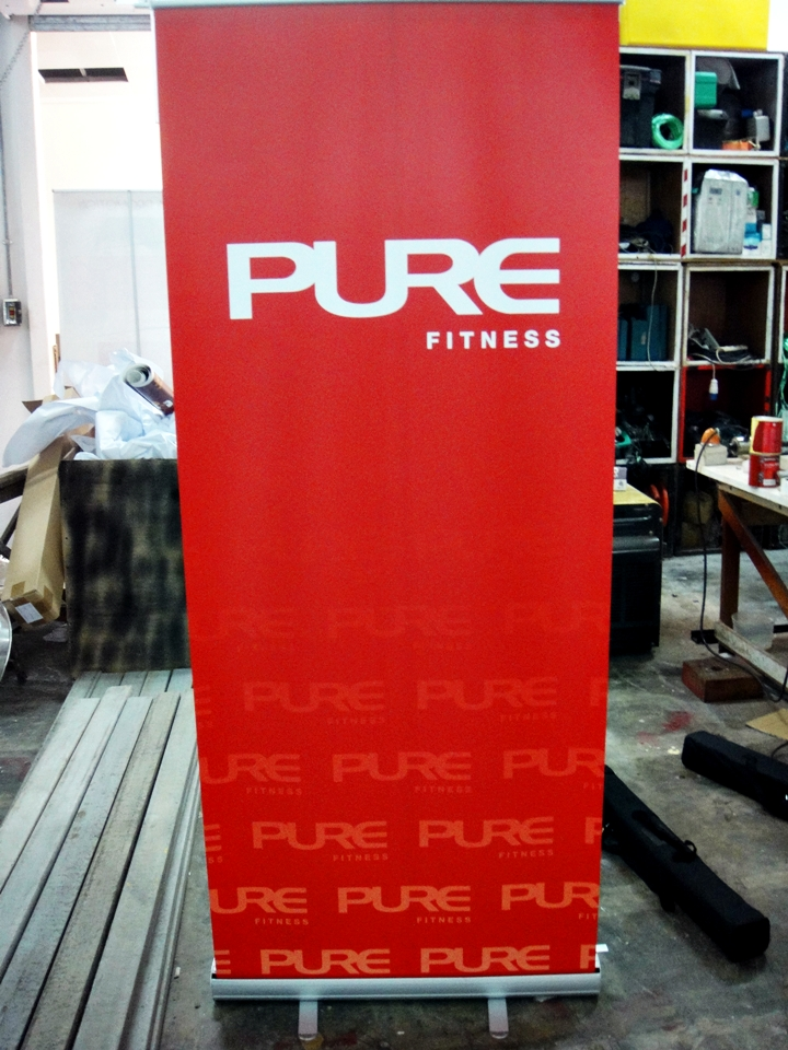Plixo Pull Up Banner Stands High Quality Affordable