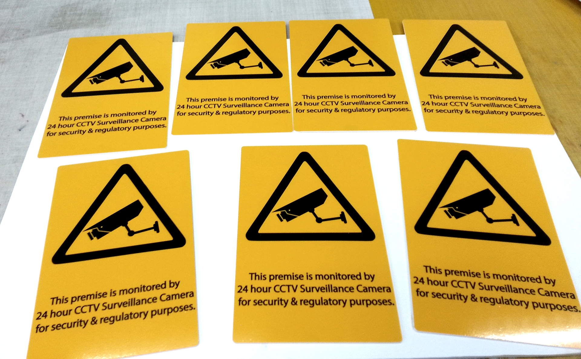 Plixo Safety Signs Danger Warning Caution Notice